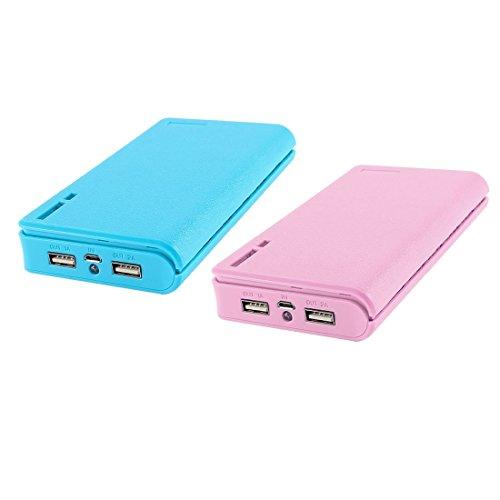 8650 USB-Energien-Bank-Ladegerät DIY-Kasten-Kasten (Energie-bank-batterie-kasten)