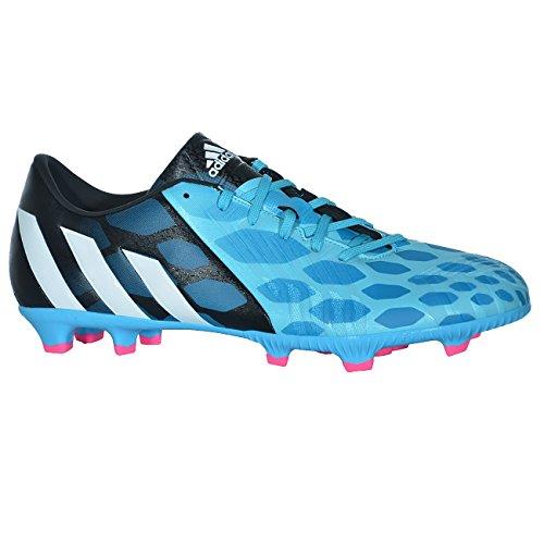 Adidas - Absolado Chaussures De football FG Homme Football Instinct M17628 Bleu SOLBLU / RUNWHI / NOIR