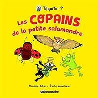 Les copains de la petite salamandre, tome 1 par Blandine Aubin