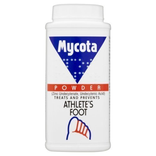THREE PACKS Mycota Athletes Foot Powder 70g