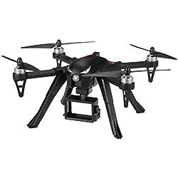 Goolsky MJX Bugs 3 2.4G 6-Axis Gyro Brushless Motor Independiente ESC Drone Soporte C4000 Gopro 3/4 XiaoYi Acción Cámara RC Quadcopter