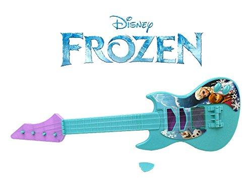Brigamo 30201 - Frozen Eiskönigin Kindergitarre akkustische Gitarre