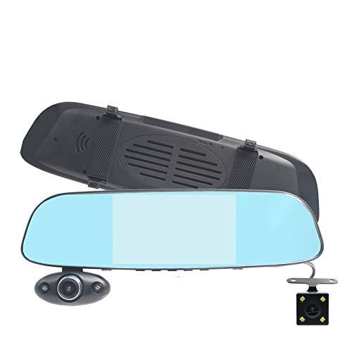 Dashcam Autokamera 1080P Mit Rückfahrkamera Drei Linse 5.5