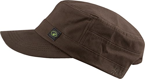 EL PASO HAT, schildmütze in vier verschiedenen Fraben ,Castro Cuba Cap (braun)