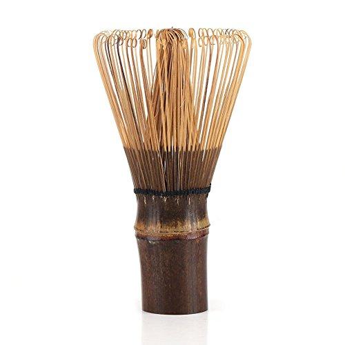 Batidores para Matcha Batidores de Té Mezclador de Polvo de Bambú