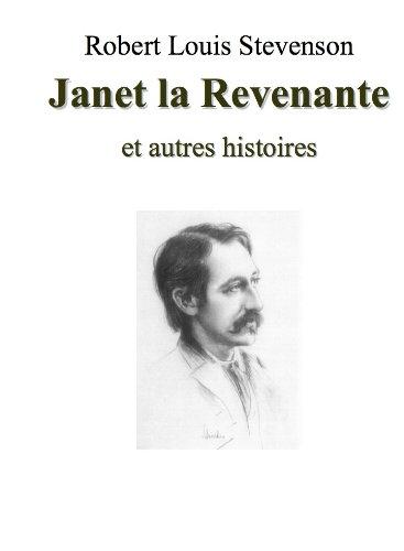 Livre gratuits en ligne Janet la Revenante ,et autres histoires pdf ebook