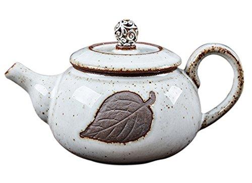 Insun Vintage in Ceramica Porcellana Cinese Cina Kung Fu Teiera