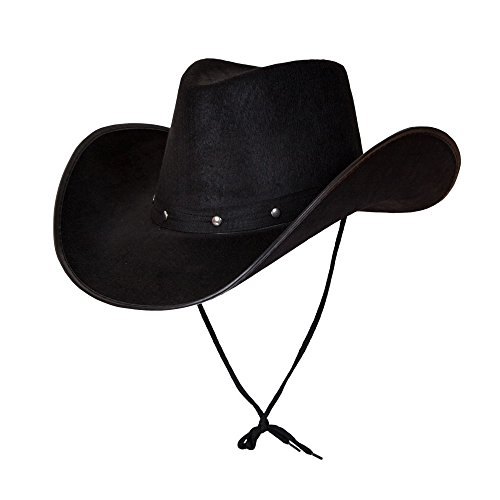 Texan Cowboy - Black