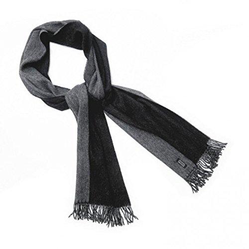 Schal unisex - schwarz/grau - Elvang Denmark
