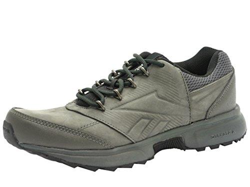 Reebok SPORTERRA CLASSIC V46348 Unisex - adulto Scarpe sportive (rivet grey/gravel/fling grey)