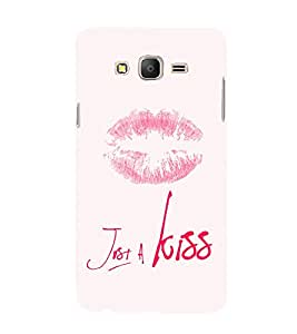 EPICCASE Just a kiss Mobile Back Case Cover For Samsung Galaxy E5 (Designer Case)