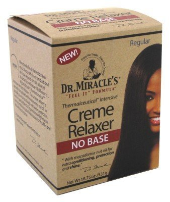 Base Creme Relaxer (Dr. Miracle's No-Base Creme Relaxer Regular)