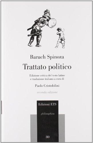 Trattato politico. Testo latino a fronte