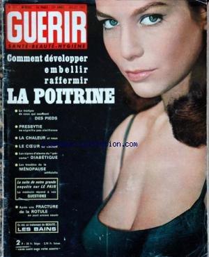GUERIR [No 331] du 01/07/1963