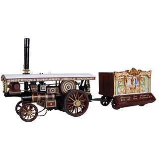 Hornby Corgi CC20503 Vintage Glory Burrells 5 NHP Showmans Locomotive No. 3906 Earl Beatty & Marenghi Organ - Andertons & Rowlands 1:50 Limited Edition
