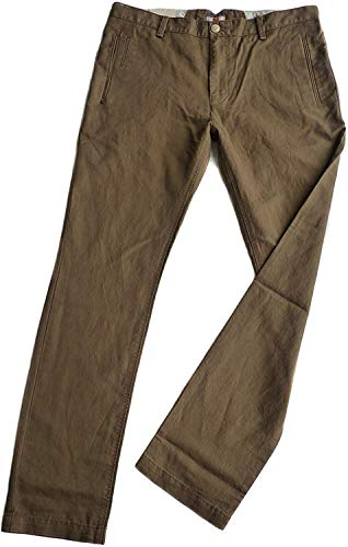 Hugo BOSS Hose Gr.48 SEMINO-W 50268043 ORANGE Label, Jeans, LEINEN -