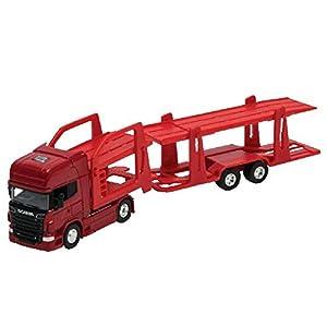 WELLY LTD... - Welly Scania Transporter V8 R730 1:64, 68023SS-F-GW,, Escala