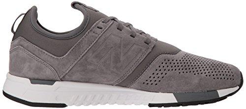 Balance LY Herren 247 Schwarz New grey Sneaker nfZPxaxgWw