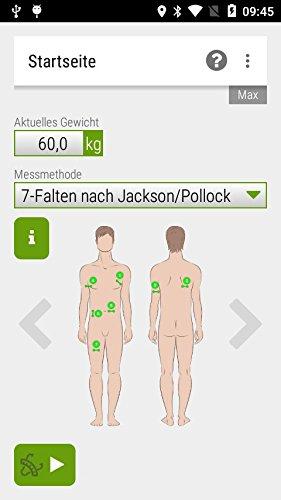 Caliper Fettmesser – Slim Guide - 5