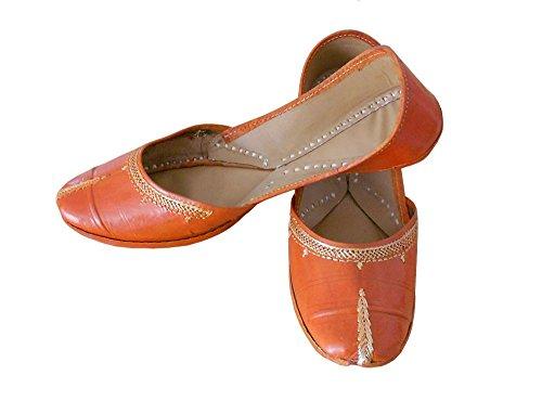 donna Creations Creations Orange Orange donna Kalra Mocassini Kalra Orange Mocassini Kalra Creations Mocassini Kalra donna HFWfpq