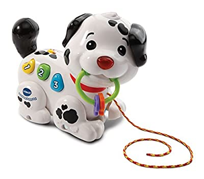 "VTech 502803 ""Pull Along Puppy Pal Toy"