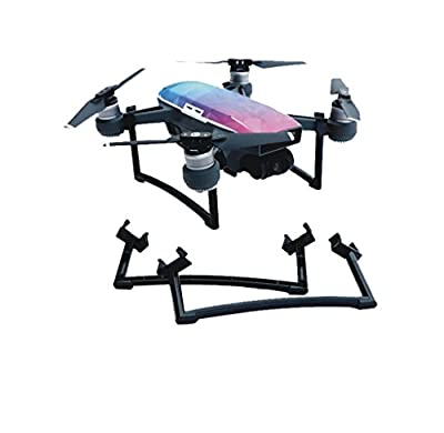 Malloom For DJI SPARK Drone,4Pc Silica Gel Motor Protective Cover Accessories