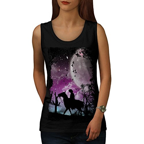 desert-cactus-moon-horse-ride-women-new-black-xl-tank-top-wellcoda