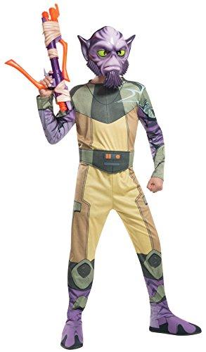 Zeb Orrelios Kostüm für Kinder Rebels Star ()