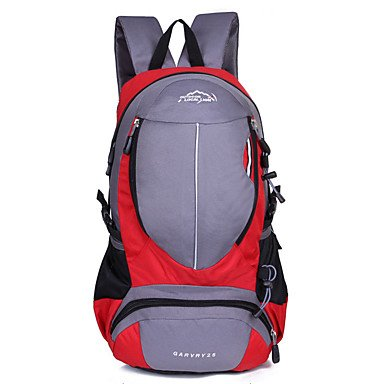 35 L Rucksack Multifunktions Red