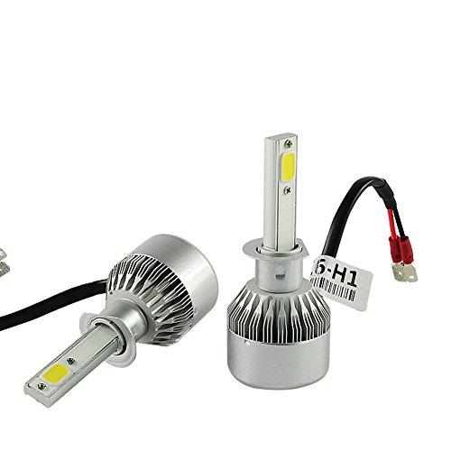 Preisvergleich Produktbild JINYJIA 110W LED COB Auto Scheinwerfer Kit 9200LM 6000K Weiße Lampen Birnen, H1