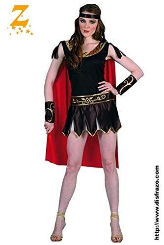 Fyasa 706107-t04weiblich römischen Kostüm, - Römische Kostüm Weiblich