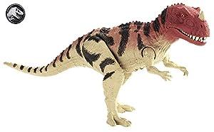 Jurassic World Dino Sonidos Ceratosaurus, dinosaurio de juguete (Mattel FMM29)