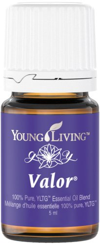 Young Living Ätherische Ölmischung Mut (Valor), 5ml (Harmonie Young Living)