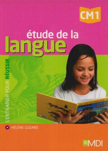 Etude de la langue CM1