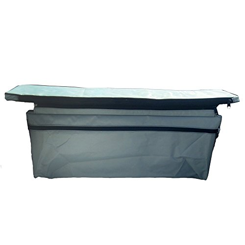 Jago Seat Cover with a Bag for Boats Test