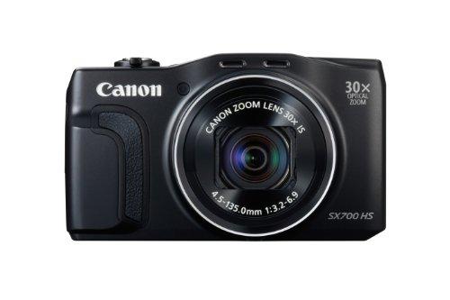 Canon PowerShot SX700 HS Appareil photo numérique compact 16,1 Mpix Écran...