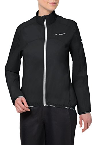 Vaude Damen Jacke Air Jacket II, Black, 46, 04599
