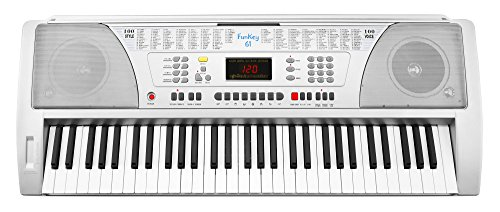 61 Keyboard im Bild