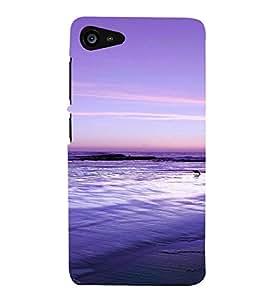 PrintVisa Travel Beach Art Design 3D Hard Polycarbonate Designer Back Case Cover for Lenovo Zuk Z2