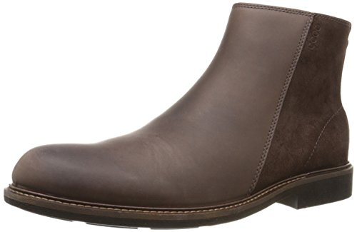 Ecco Ecco Findlay, Bottes Chelsea courtes, doublure froide homme