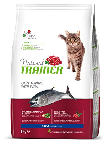 Trainer Natural Adult con Tonno 3 kg - 3000 Gr