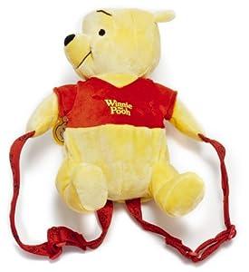 Winnie Puuh 1100727 - Mochila, diseño de Winnie de Pooh (40 cm Aprox.)