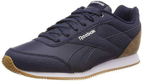 Reebok Royal CLJOG 2, Zapatillas para Niños, Blau (Collegiate Navy/True Grey/Gum 0), 35 EU