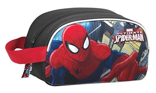 Spiderman- Neceser 1 asa Adaptable a Carro (SAFTA 811512248)