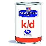 HILL´S PRESCRIPTION DIET K/d umido cane gr. 370