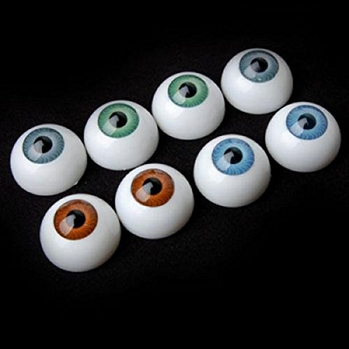 Augapfel Kostüm - TOYMYTOY Augapfel, Halloween Eyeball Horror Requisiten