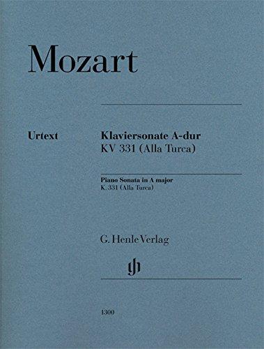 Sonate KV331 (300i) en La majeur ( dont Alla Turca - Marche Turque) --- Piano