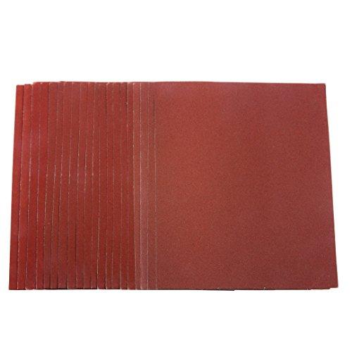 Blue Spot 19854 Wet et Dry 20 feuilles de Papier
