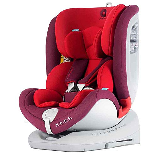 Apramo All Stage Infant Car Chairs, Group 0/1/2/3, Red (Chilli Red)  APRAMO