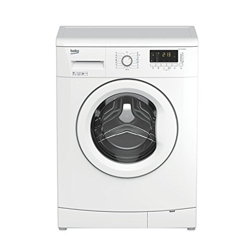 Beko WCC7502BW0 Independiente Carga frontal 7kg 1000RPM A+++ Color blanco...
